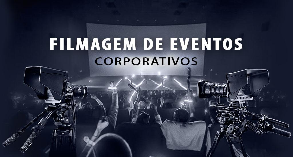 Produtora de vídeo, foto e filmagem de eventos corporativos São Paulo