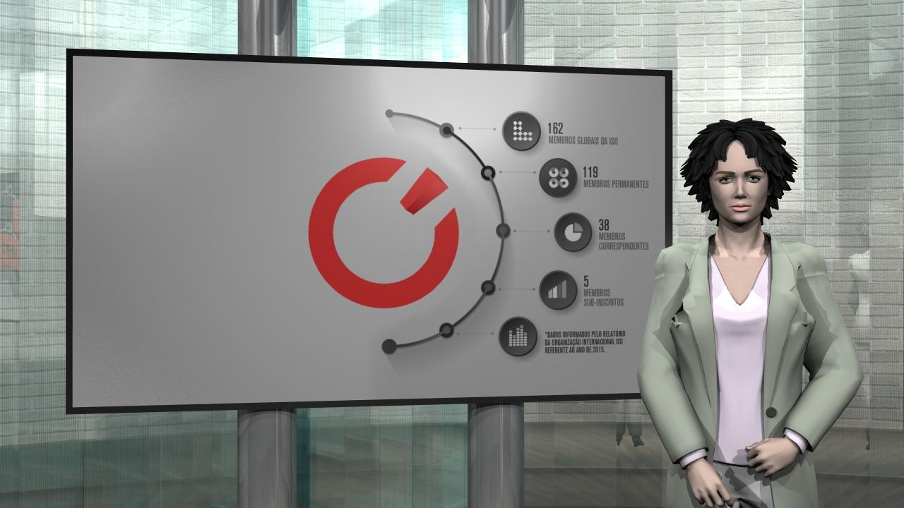 Cenário Virtual - Estúdio de video em São Paulo - Chroma key - Virtual SET ao vivo