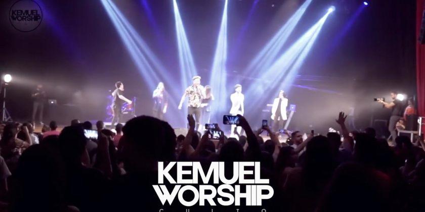 Vídeo teaser evento Kemuel Worship