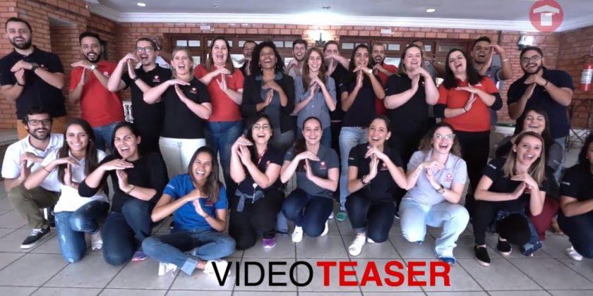 vídeo teaser entrega de chaves para construtora TENDA - Recanto das Garças