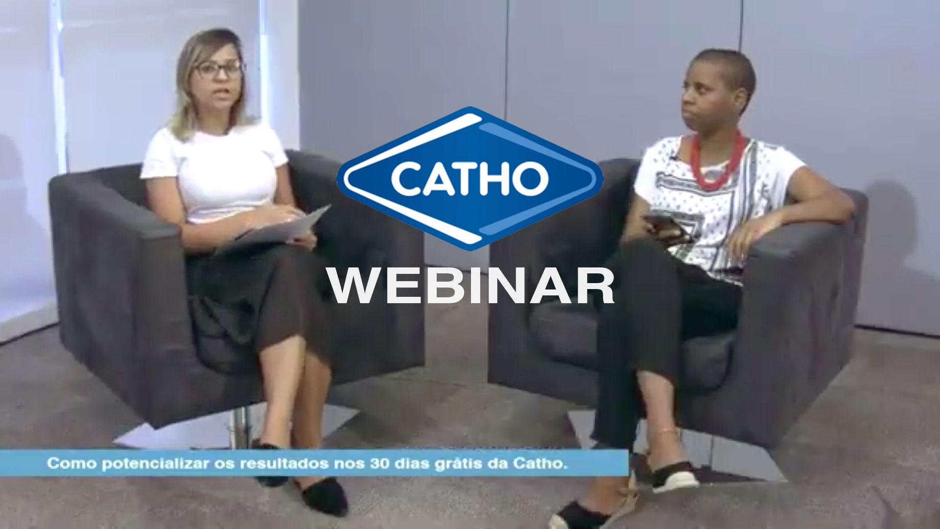 WEBINAR CATHO - COMUNICAÇÃO corporativa, tv corporativa